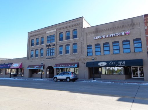 The Lee Building in De Pere, WI